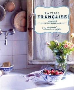 La Table Francaise: Notecards