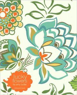 Lucky Flowers Notecard Book
