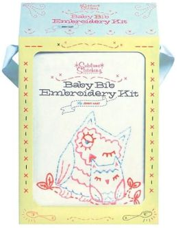 Baby Bib Embroidery Kit: Tools and Techniques for Utterly Adorable Projects