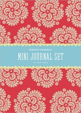 French General Mini Journal Set
