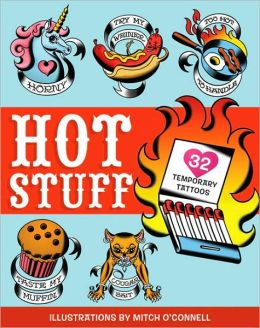 Hot Stuff Temporary Tattoos