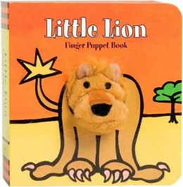 Little Lion: Finger Puppet Book