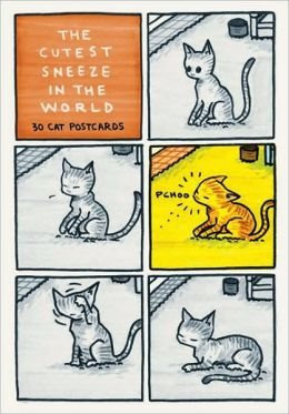 The Cutest Sneeze in the World - Postcard Box
