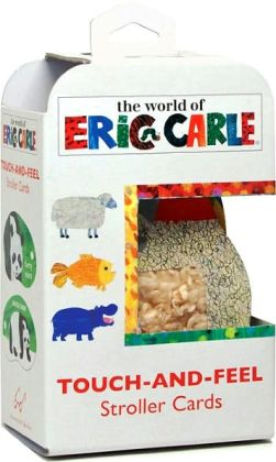 The World of Eric Carle: Touch - and - Feel Stroller Cards