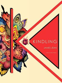 Kindling: 12 Removable Prints