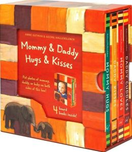 Mommy and Daddy Hugs and Kisses Boxed Set