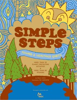 NRDC Simple Steps for Kids Activity Book