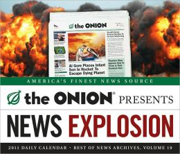 2011 Daily Calendar: The Onion