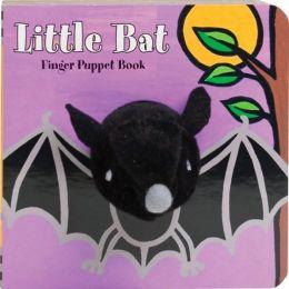 Little Bat: Finger Puppet Book