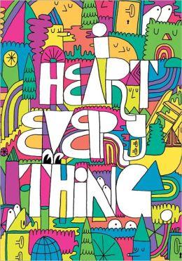 I Heart Everything Journal