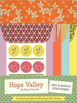 Hope Valley Mix & Match Stationery