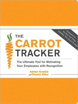 The Carrot Tracker: The Ultimate Tool for Motivating Your Employees with Recognition