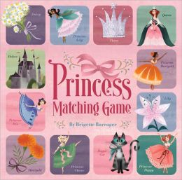 Princess Matching Game