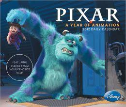 Pixar 2012 Daily Calendar: A Year of Animation