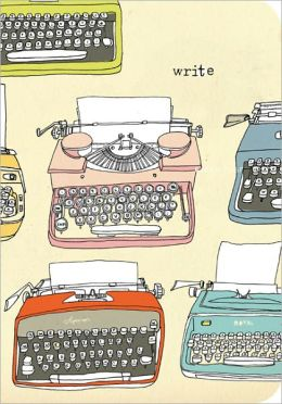 Julia Rothman Typewriter Eco-Journal