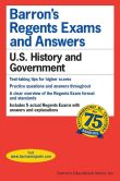Book Cover Image. Title: Barron's Regents Exams & Answers U. S. History & Government, Author: Resnick