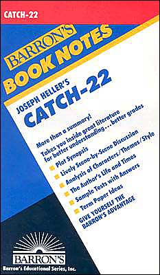 Jospeh Heller's Catch-22 (Barron's Book Notes)