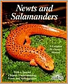 Newts & Salamanders: Everything About Selection, Care, Nutrition, Diseases, Breeding, & Behavior