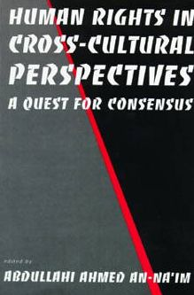 Human Rights in Cross-Cultural Perspectives: A Quest for Consensus