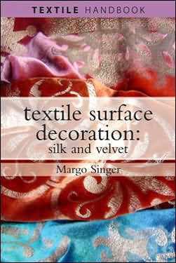 Textile Surface Decoration: Silk and Velvet