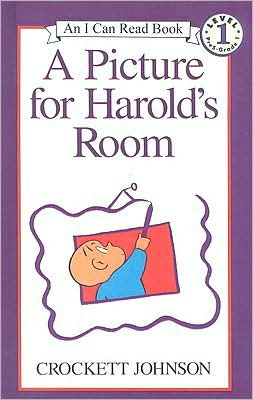 A Picture for Harold's Room: (I Can Read Book Series: Level 1)