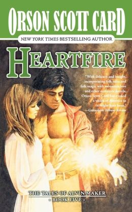 Heartfire (Alvin Maker Series #5)