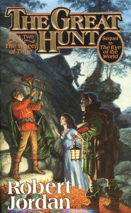 The Great Hunt (Wheel of Time Series #2)