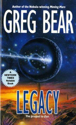 Legacy (Eon Series #2)