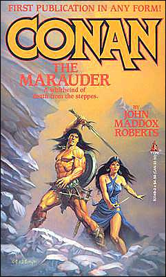 Conan the Marauder: A Whirlwind of Death from the Steppes