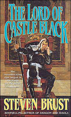 The Lord of Castle Black (Viscount of Adrilankha #2)
