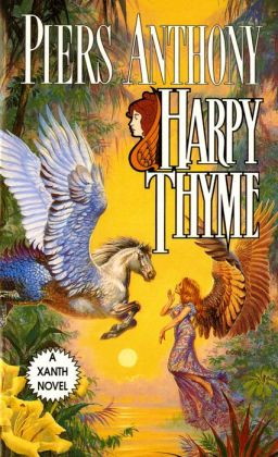 Harpy Thyme (Magic of Xanth #17)