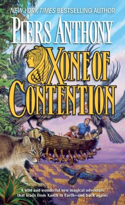 Xone of Contention (Magic of Xanth #23)