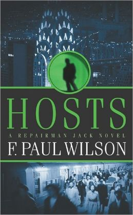 Hosts (Repairman Jack Series #5)