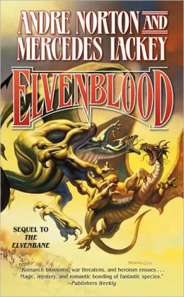 Elvenblood (Halfblood Chronicles Series #2)