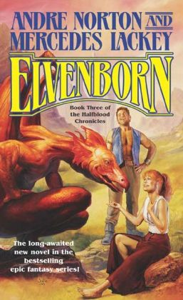 Elvenborn (Halfblood Chronicles series #3)