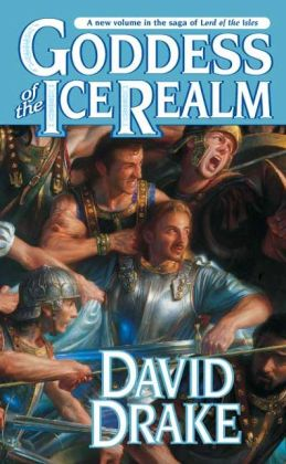 Goddess of the Ice Realm (Lord of the Isles Series #5)