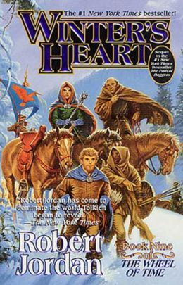 Winter's Heart (Wheel of Time Series #9)