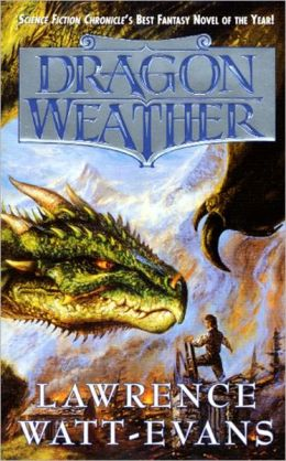 Dragon Weather (Obsidian Chronicles Series #1)