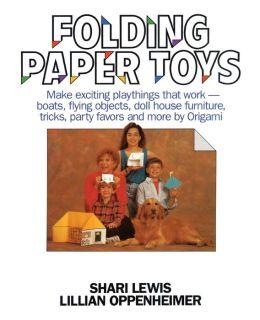 Folding Paper Toys