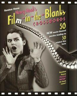 Henry Hook's Film-in-the-Blanks Crosswords