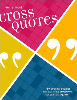 Henry Hook's CrossQuotes