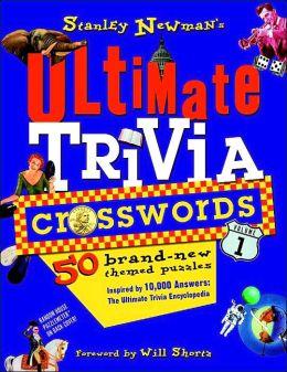 Stanley Newmans Ultimate Trivia Crosswords