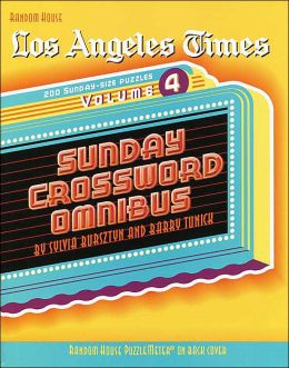 Los Angeles Times Sunday Crossword Omnibus, Volume 4