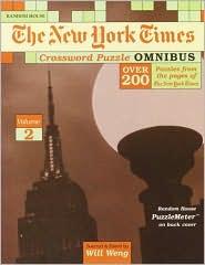 New York Times Crossword Puzzle Omnibus #2