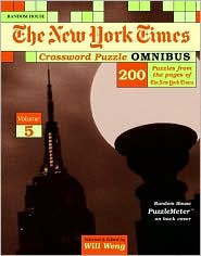 New York Times Crossword Puzzle Omnibus, Volume 5