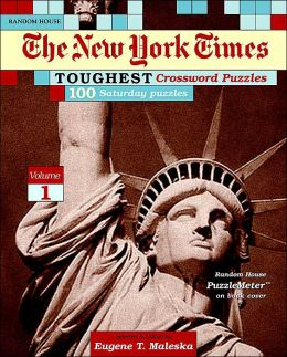 New York Times Toughest Crossword Puzzles V1