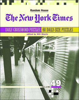 New York Times Daily Crossword Puzzles, Volume 49