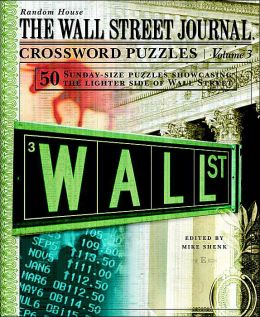 The Wall Street Journal Crossword Puzzles