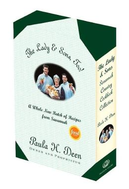 Lady & Sons: Savannah Country Cookbook and The Lady & Sons, Too! (Box Set)