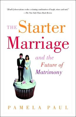 Starter Marriage/Matrimony
